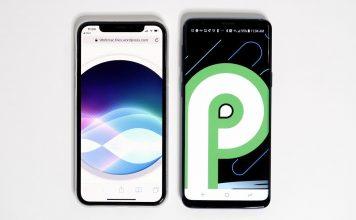iOS 12 vs. Android 9 Pie
