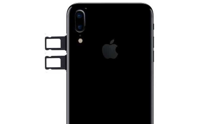 iPhone X Dual Sim