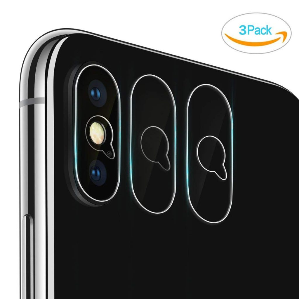 RHESHINE iPhone X Camera Lens Protector