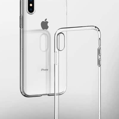 Spigen Liquid Cystal Clear Case for iPhone Xs