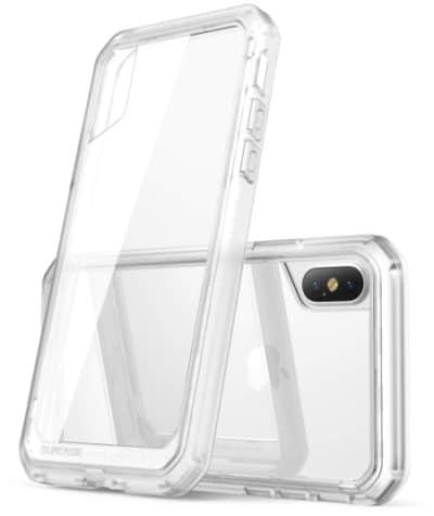 Supcase iPhone Xs Clear Case