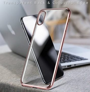 Torras best iPhone Xs Clear Case 2018