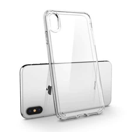 iPhone Xs Clear Cases