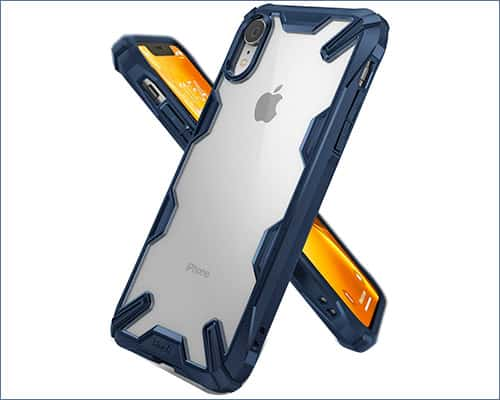 Ringke Fusion-X iPhone XR Rugged Case