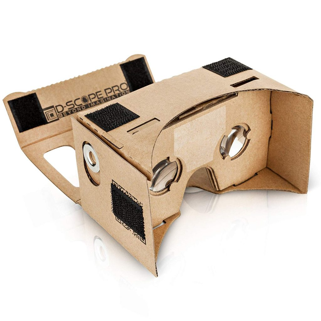 Affordable iPhone Accessories VR Cardboard