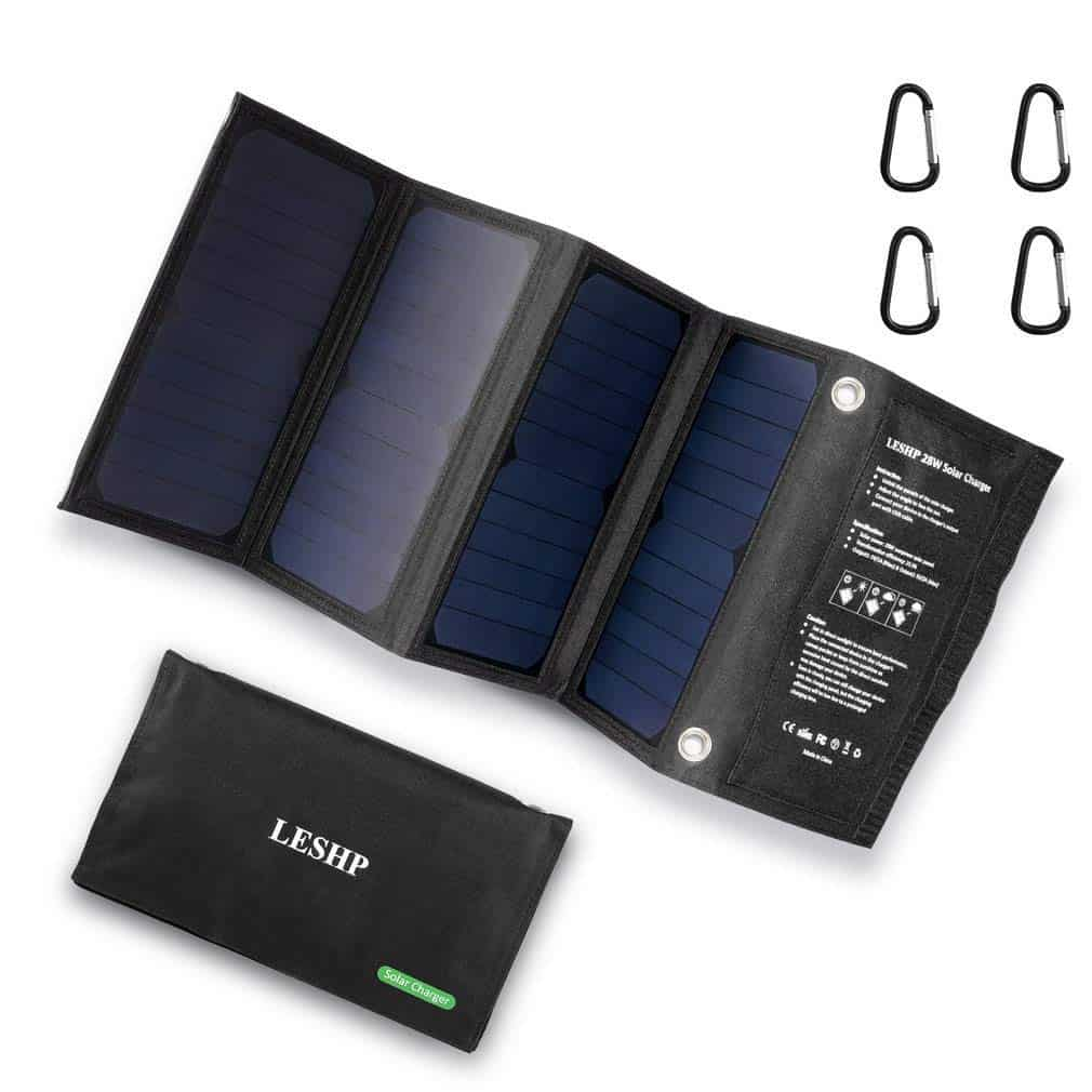 Best iPhone XS Solar Power Chargers Genuine Store