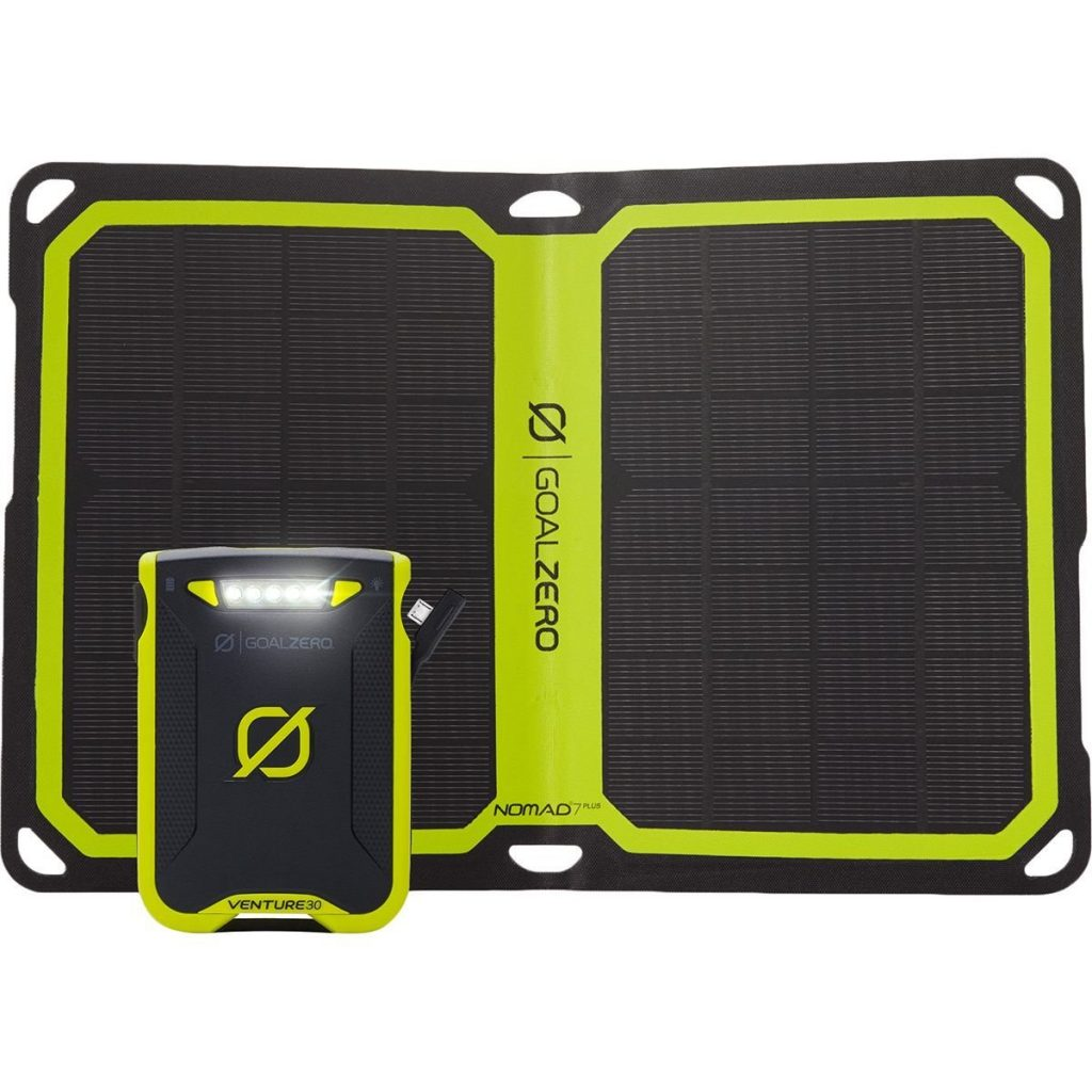 Best iPhone XS Solar Power Chargers Goal Zero