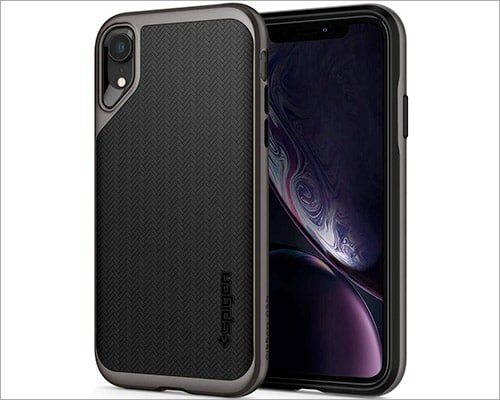 Spigen Neo Hybrid iPhone XR Rugged Case