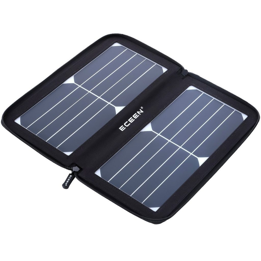 Best iPhone XS Solar Power Chargers ECEEN