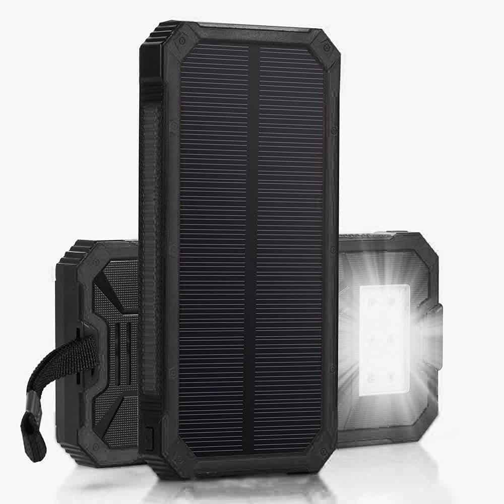 Best iPhone XS Solar Power Chargers LastMinuteSolution