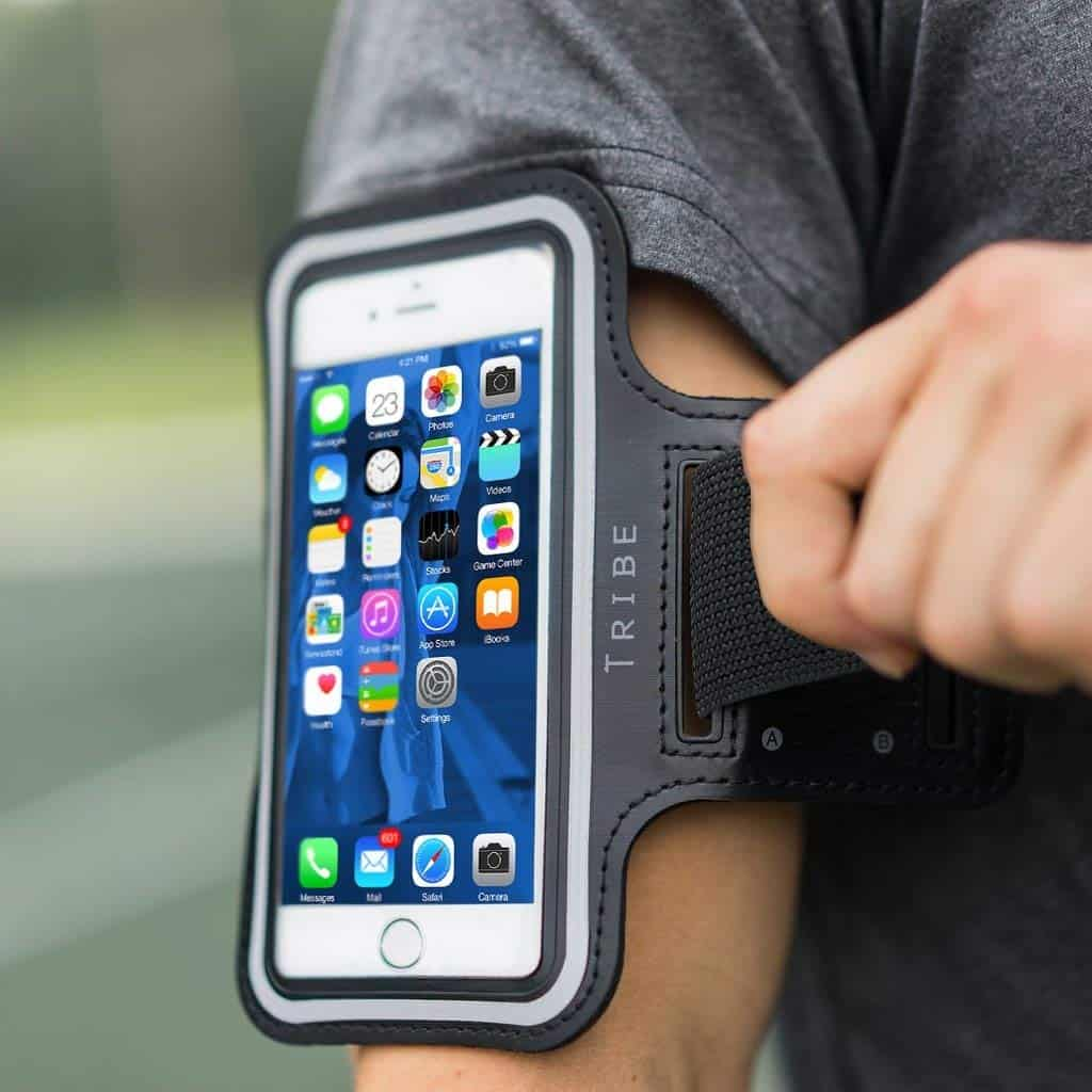 Affordable iPhone Accessories Armband Case