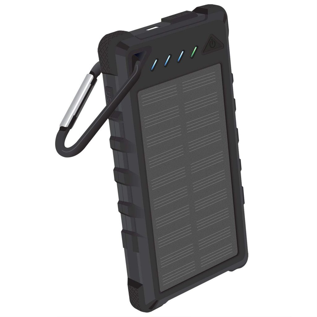 Best iPhone XS Solar Power Chargers Hedo-Cell