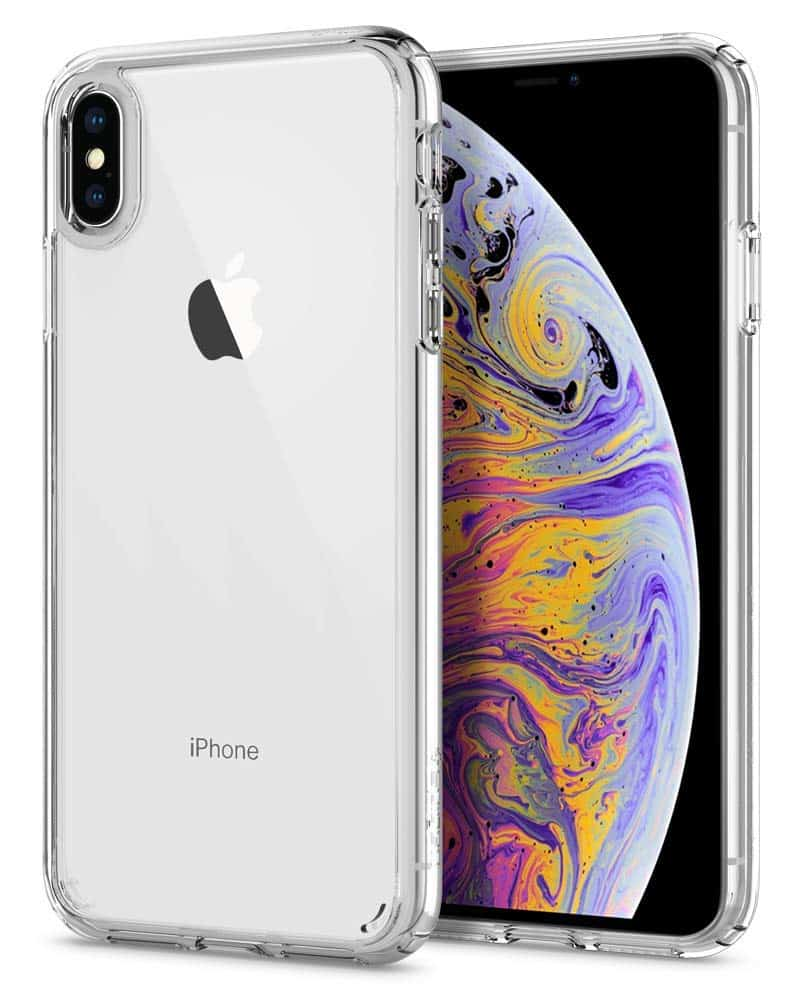 Best iPhone XS Max Cases From Spigen Hybrid  - 9 - Best iPhone XS Max Cases for Wireless Charging