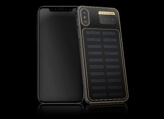 Best iPhone XS Solar Power Chargers