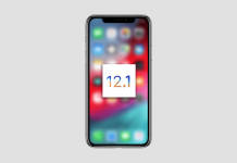 New iOS 12.1 Update