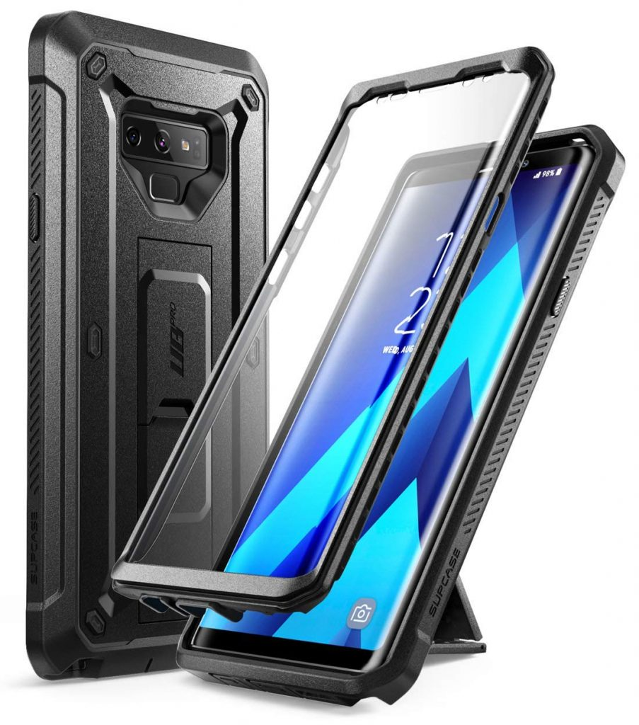 Galaxy Note 9 Rugged Holster from SUPCASE