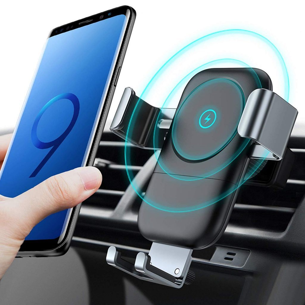 Galaxy Note 9 TORRAS Wireless Car Charger