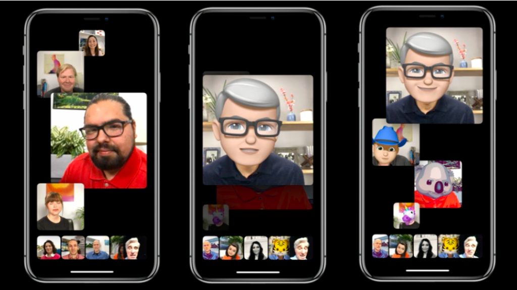 Access Group FaceTime