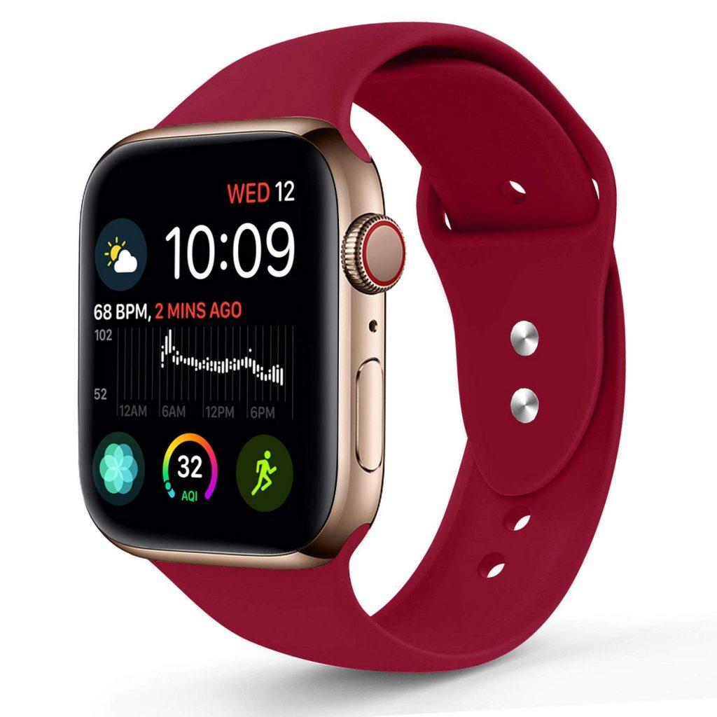 Sworddy Sport Band  - 7 1024x1024 - Top Nine Apple Watch Series 4 Accessories