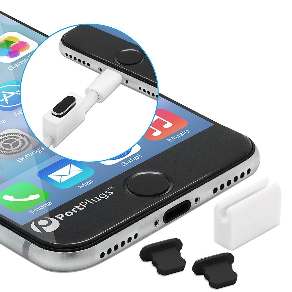 PortPlugs for iPhone XS Max