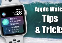 watchOS 5 Tips and Tricks