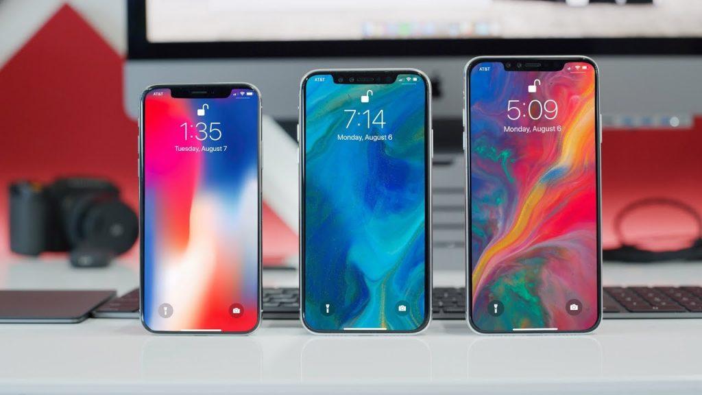 New 2019 iPhones Models