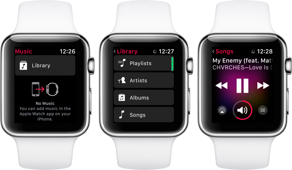 Get Music on Your Apple Watch