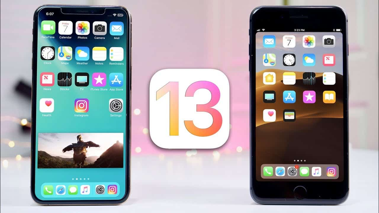 Top Eight iOS 13 Features