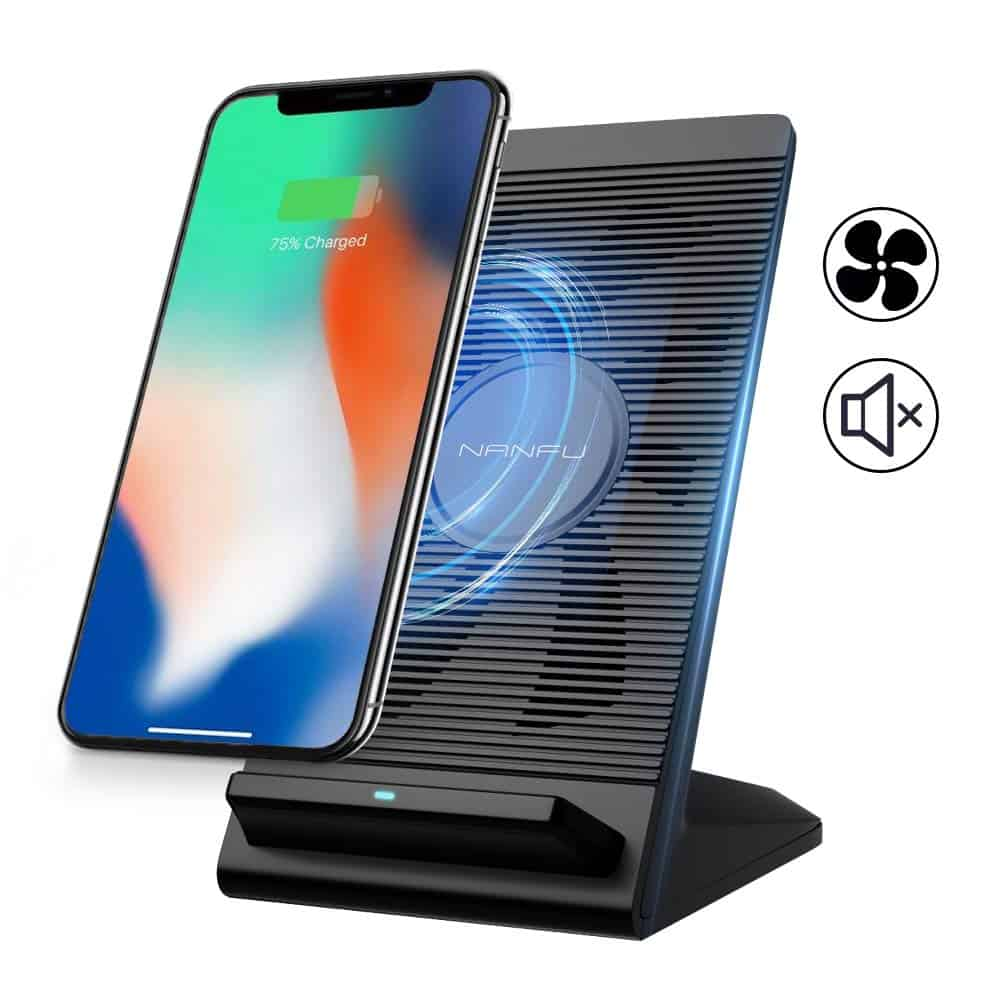 Powerful iPhone Wireless Chargers NANFU