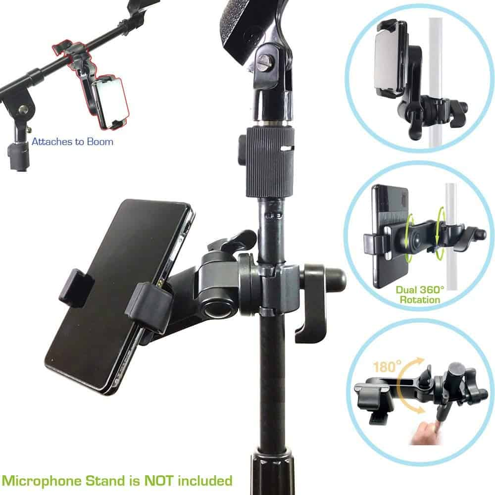 Microphone Stand for Galaxy S10