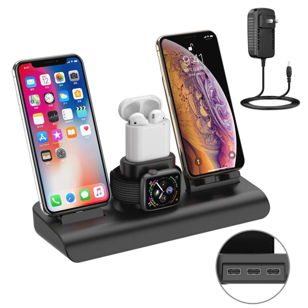 LinuXing Accessories Powerful iPhone Wireless Chargers