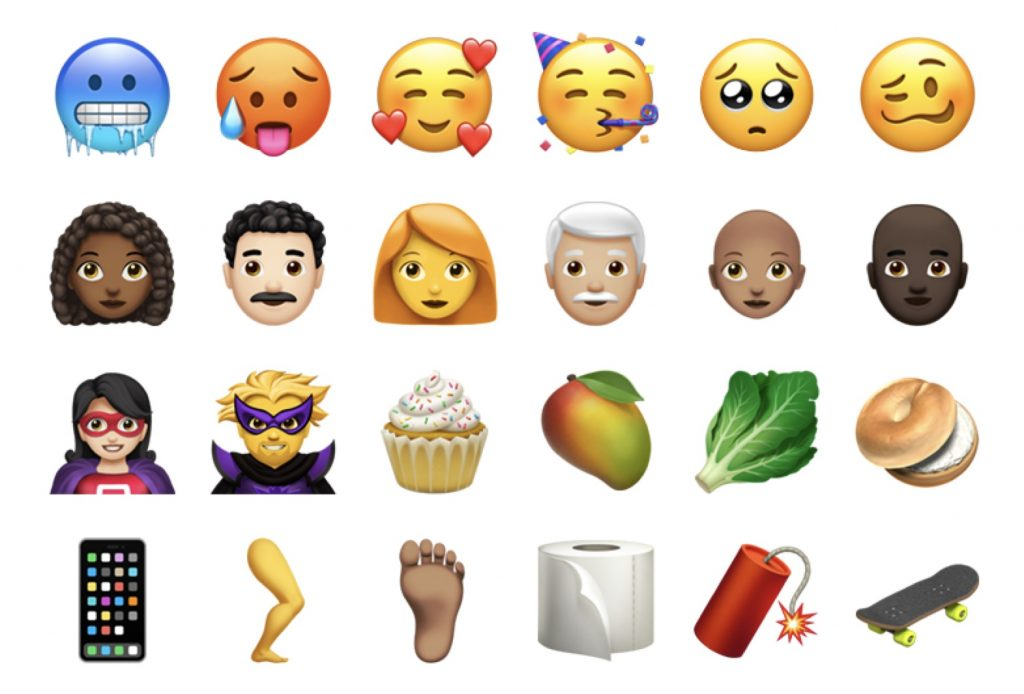 New Emojis and Faster Search Engine