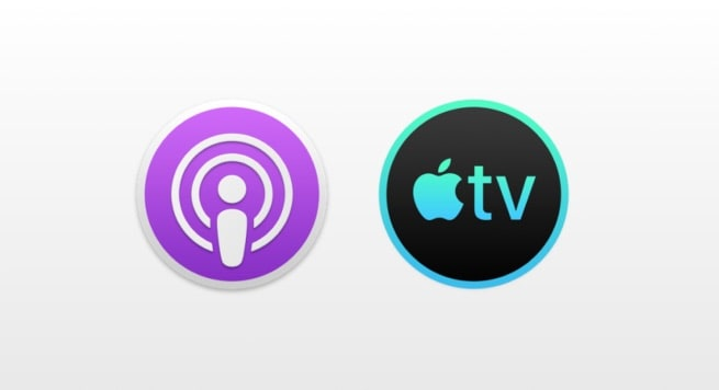 New Podcasts & TV Apps