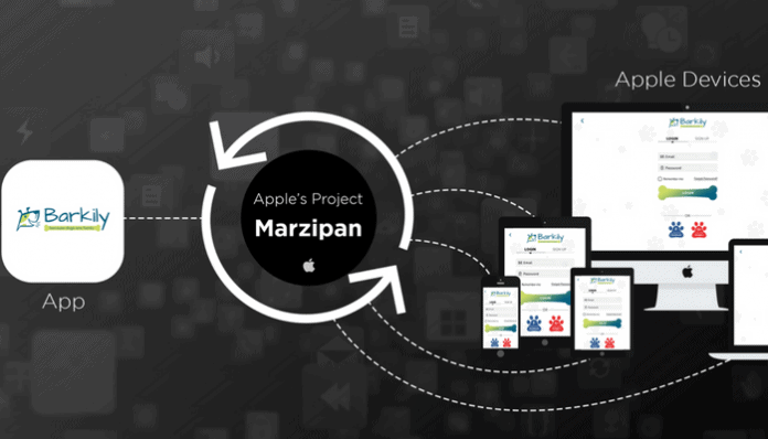 Marzipan Support