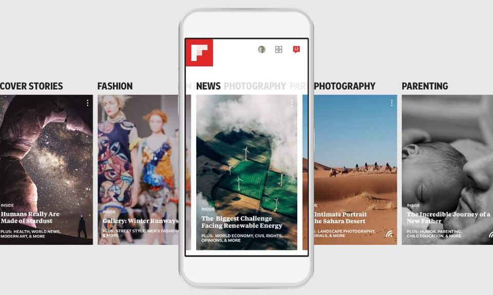 Top Eight iPhone and iPad News Apps - Access the Latest Headlines in