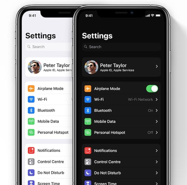 System-Wide Dark Mode