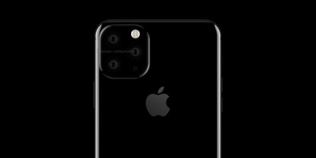 Leaked iPhone 11 Picture