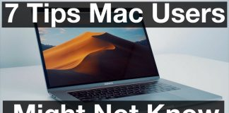 Top Seven Mac Tips and Tricks