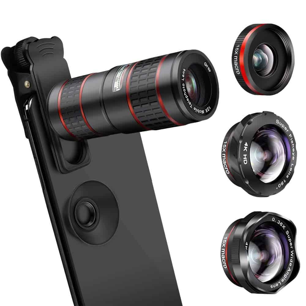 Enhanced Cameras