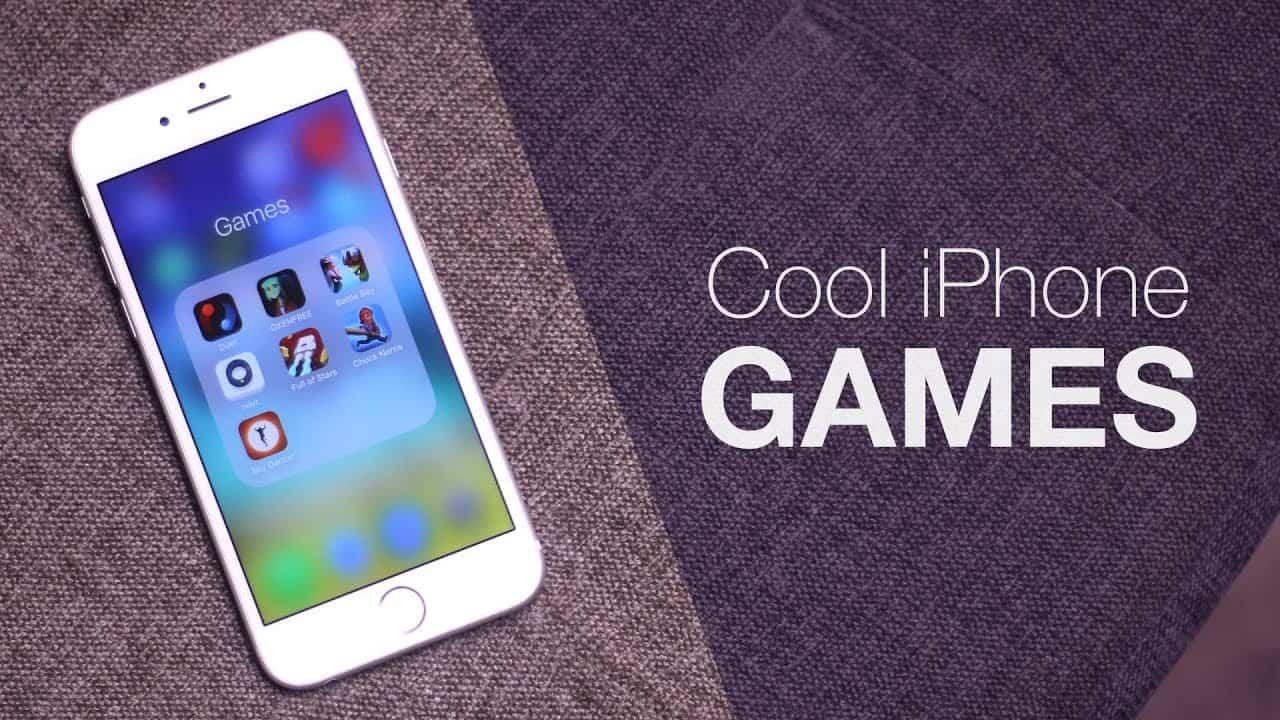 Top 6 iPhone Games