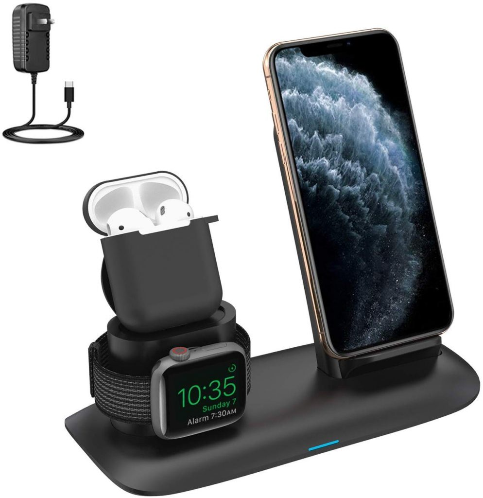 XDODD 3-in-1 Wireless Charger