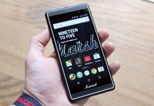 How Does Marshall London Smartphone Fare Against Other Flagships