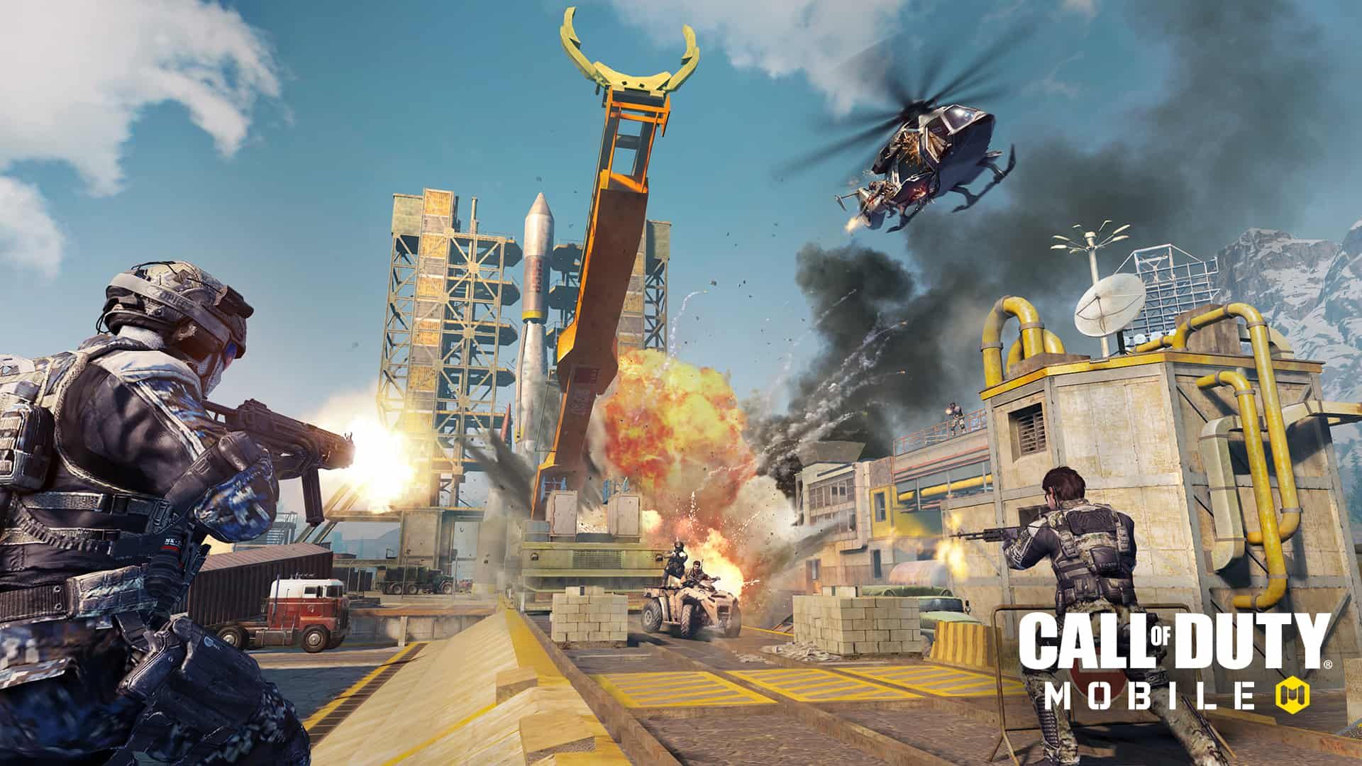 Call of Duty Mobile Android Games