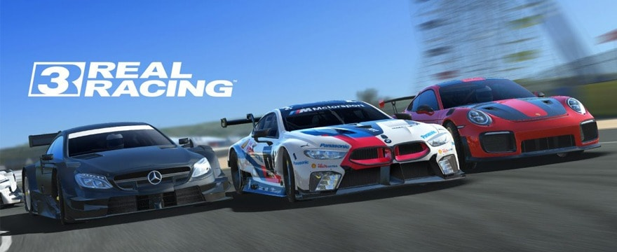 Real Racing 3 Android Games