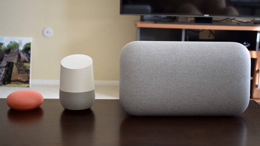 Google's Smart Speakers