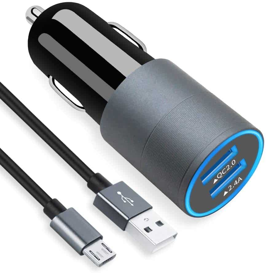 Cluvox Car Charger