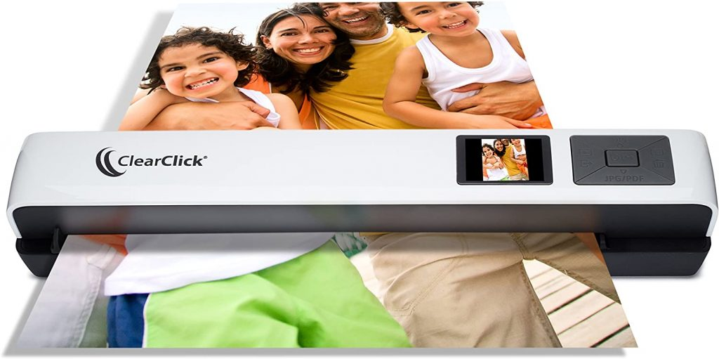 ClearClick Photo & Document Scanner