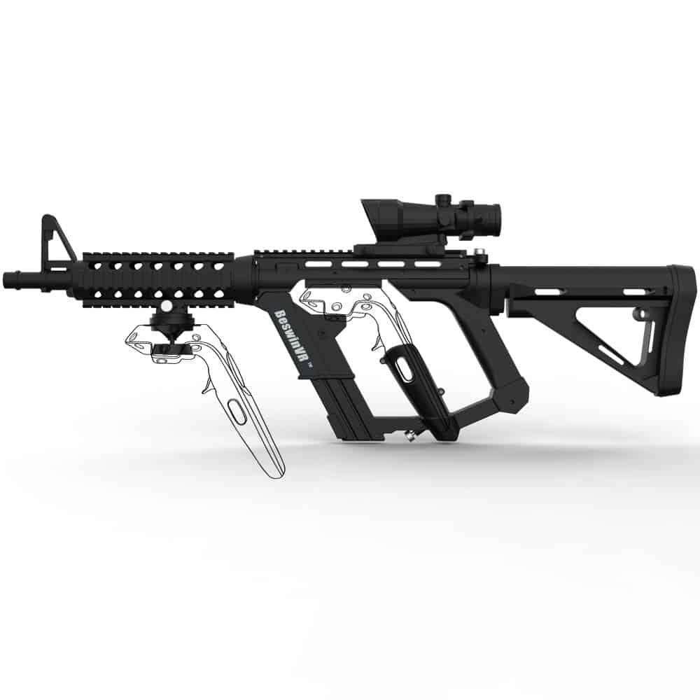 VR Game Gun Controller