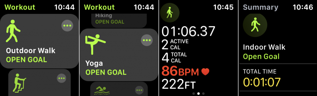 Track All Your Workouts