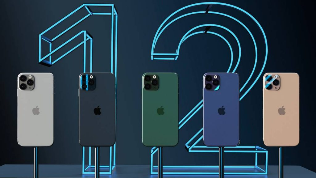 iPhone 12 Promo Picture